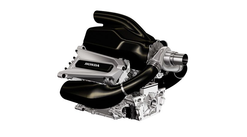 V6 Honda Turbo for F1